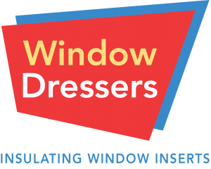 Window Dressers Insulating Window Inserts Logo