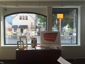 CNB Rockland Display August 2016