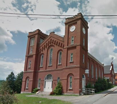 Unitarian Church Bangor