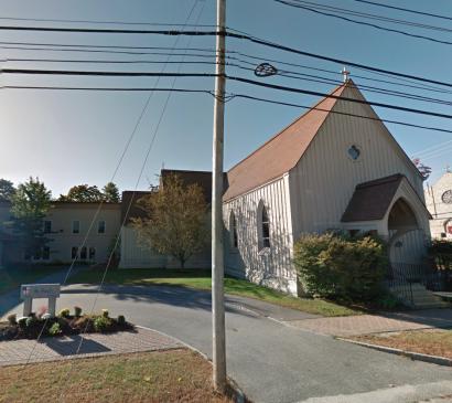 St. Paul's Episcopal Church in Brunswick Maine
