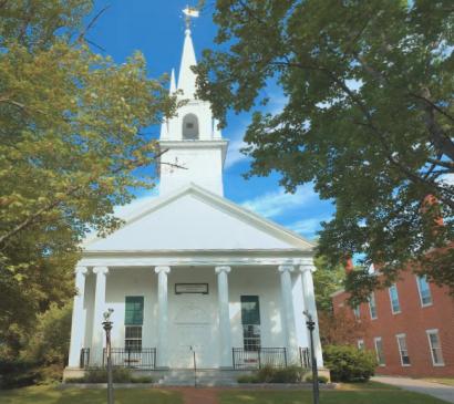 First Congregational Church, UCC 28 High Street Wiscasset, ME 04578
