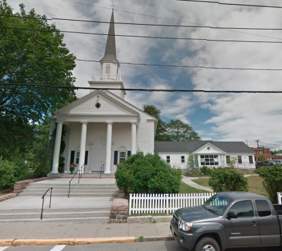 Bar Harbor Congregational Church