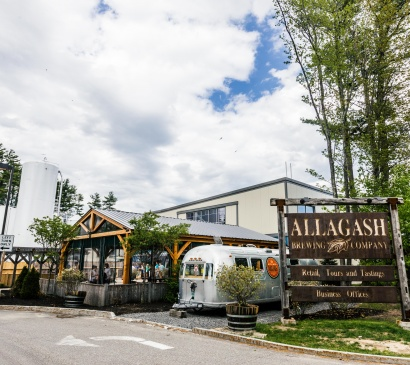 Allagash Brewing facility